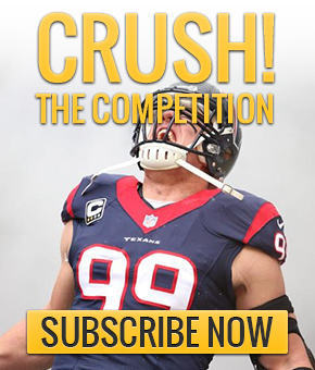 Crush the competitions