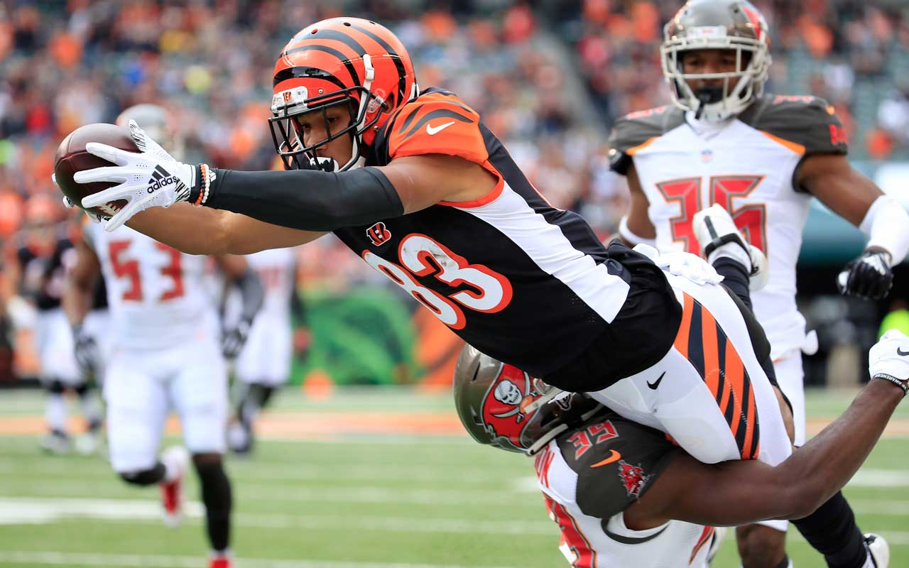 Don't Be Afraid Of Drafting Tyler Boyd  4for4