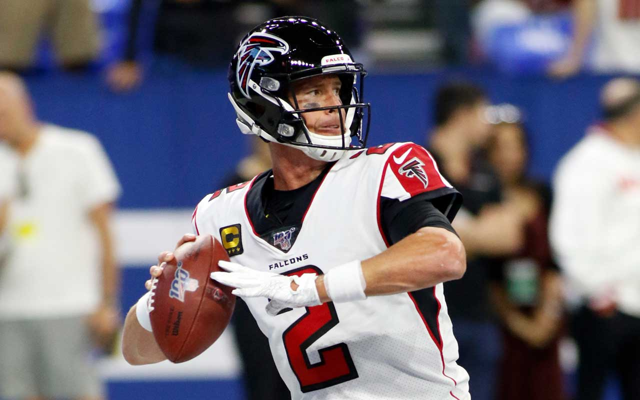 How Much Upside Does Matt Ryan Have In 2020 4for4