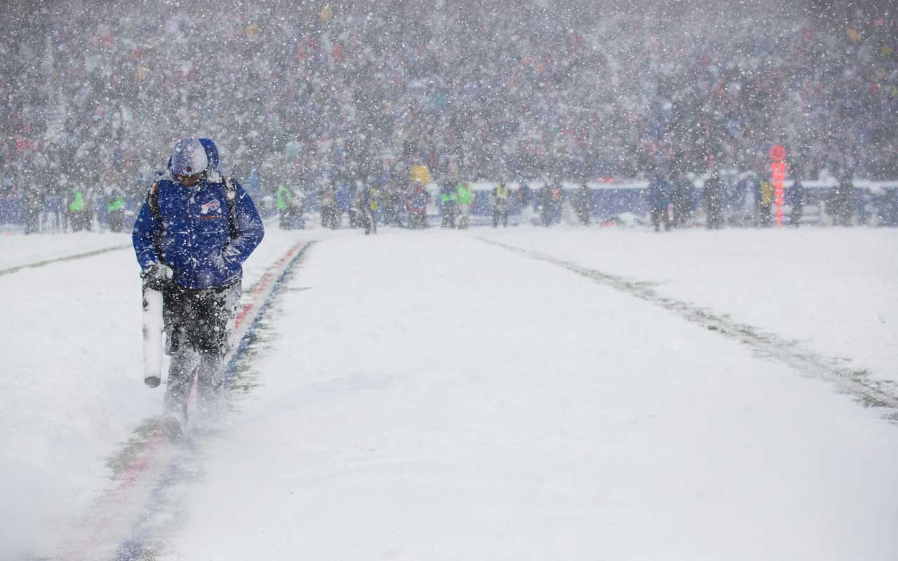 Weather Effects and Fantasy Football, Part 1 | 4for4