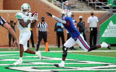 Jaelon Darden touchdown