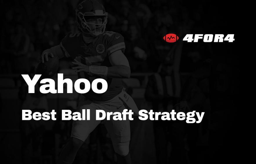 Yahoo Best Ball League Draft Strategy Guide