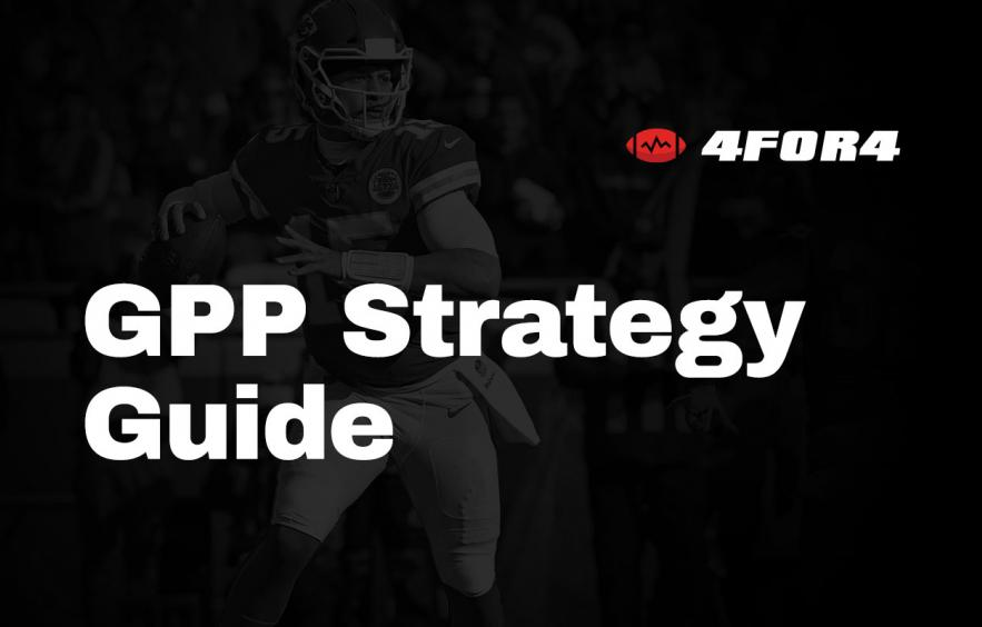 NFL DFS GPP Strategy Guide: Z-Scores, Stacking & Trends
