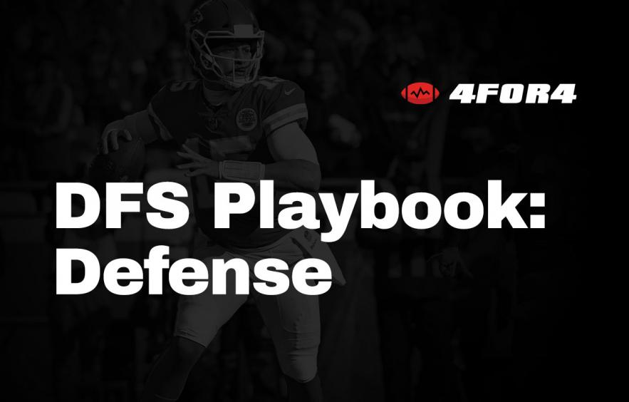 NFL DFS Playbook: Defense and Special Teams Strategy Guide
