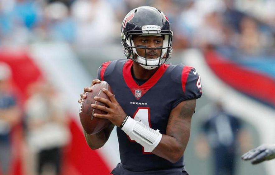 Titans-Texans Betting Preview & Pick: Will Houston's Luck Run Out?