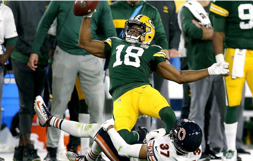 Packers WR Randall Cobb Screams Fantasy Value