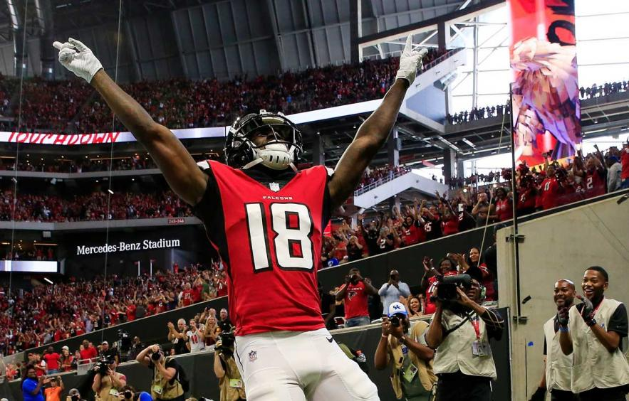 3 Reasons Calvin Ridley Will Beat Expectations in 2019