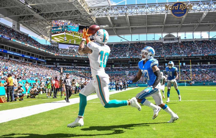Fantasy Sleeper Alert: Dolphins WR Kenny Stills