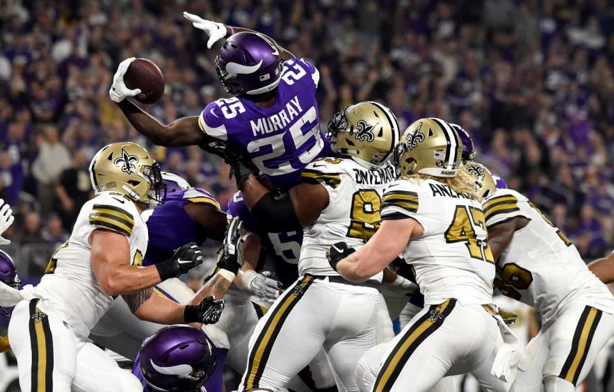 Latavius Murray is the 2019 Golden Ticket to Zero RB