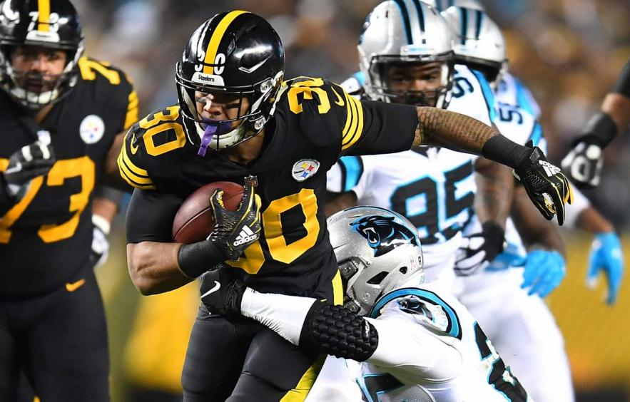 Sunday Night DFS Single-Game Breakdown: Bills at Steelers