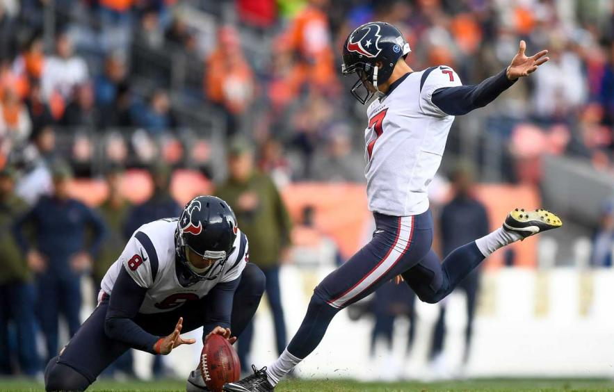 Streaming Kickers: Week 6 Targets