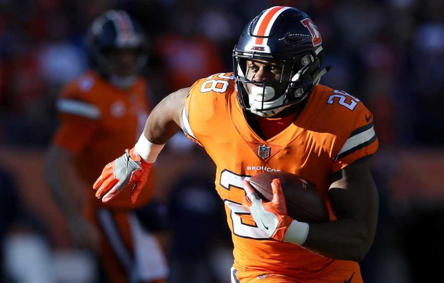 Royce Freeman is the Bronco Back to Own