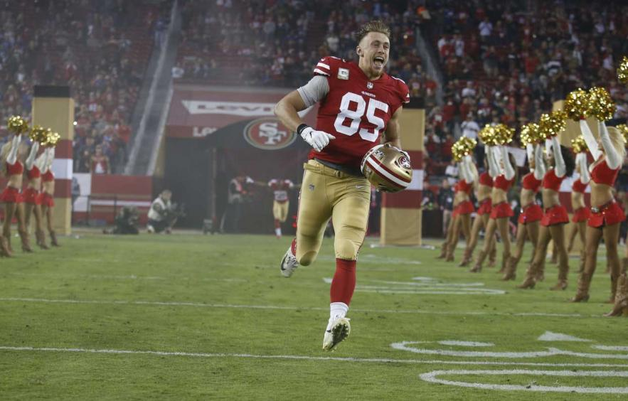 George Kittle is Heading for a Sophomore Surge