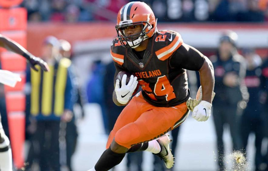 The Top DFS Running Back and Defense Stacks: Week 16