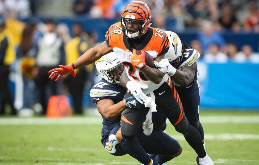 The Top DFS Running Back and Defense Stacks: Week 1