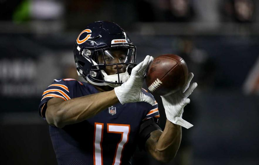 Forecasting 2018 NFL Rookie WR Success: 3-Year Model