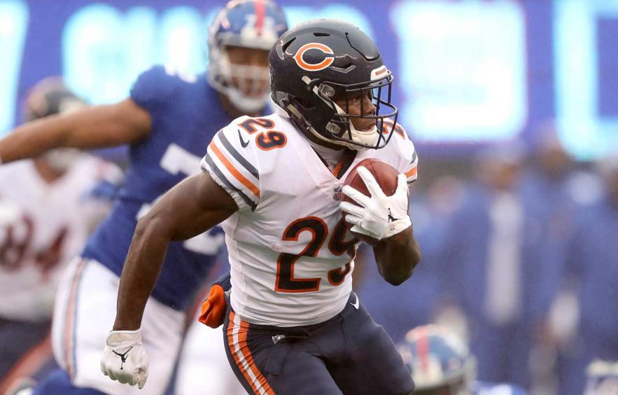 Sunday Night DFS Single-Game Breakdown: Bears at Rams