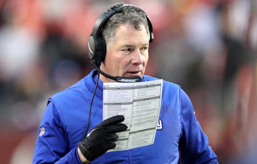 Pat Shurmur's Impact on the Giants' 2018 Fantasy Outlook