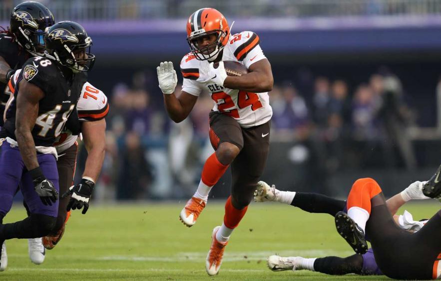 The Rundown: Week 11 Stats to Know & Steelers vs Browns