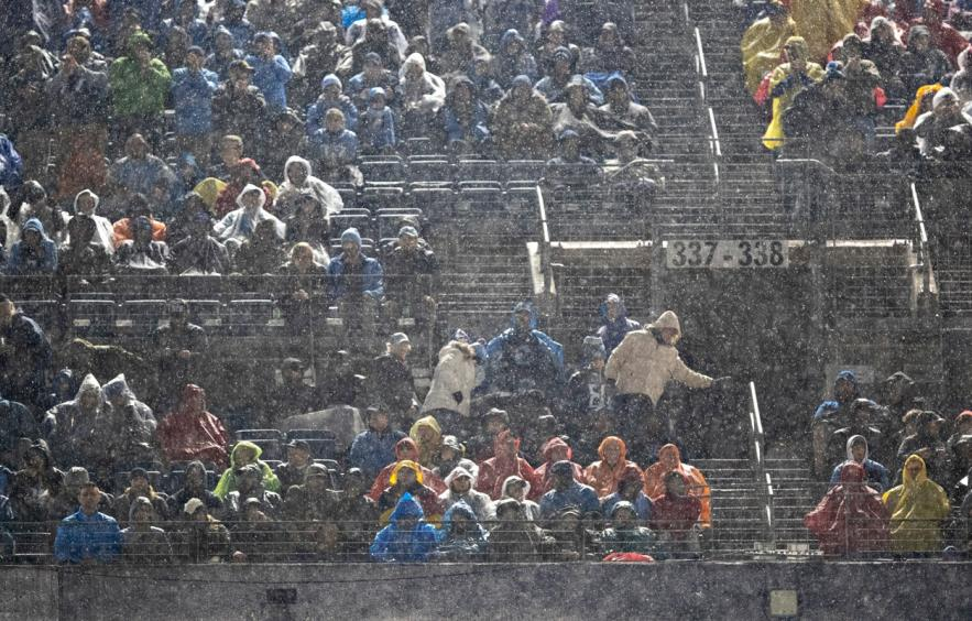 Fantasy Football Weather Report: Week 5