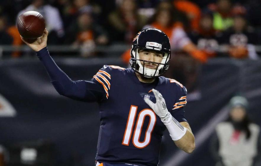 Mitch Trubisky Will Be a Top-10 Fantasy Quarterback