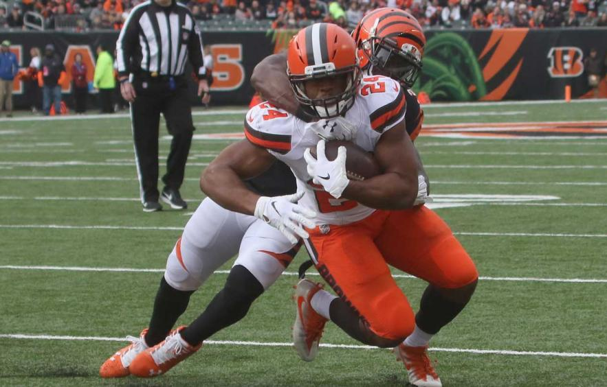 Is There a Running Back Value in Cleveland?