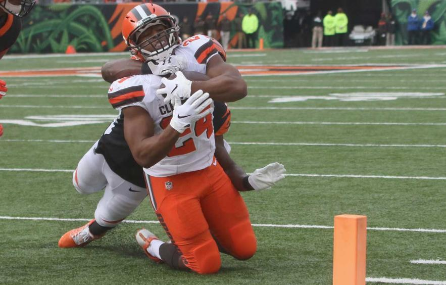 Pass on Nick Chubb in Your Fantasy Drafts