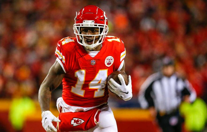 3 Reasons to Like Sammy Watkins In 2019