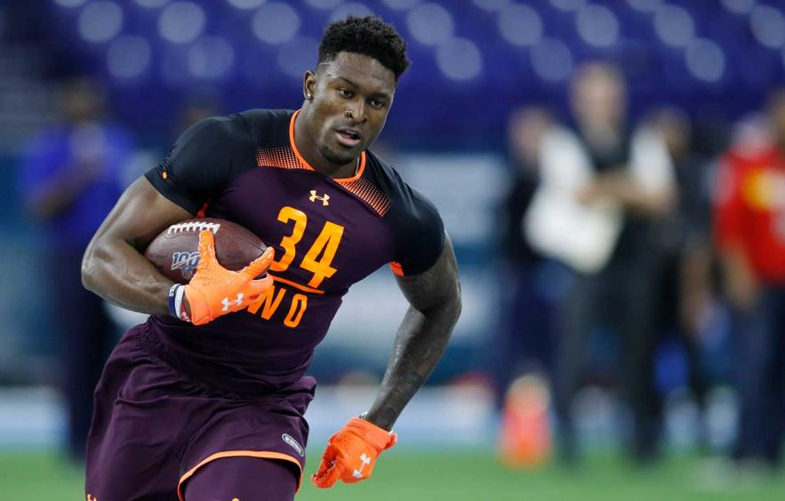 D.K. Metcalf Could be a League-Winner