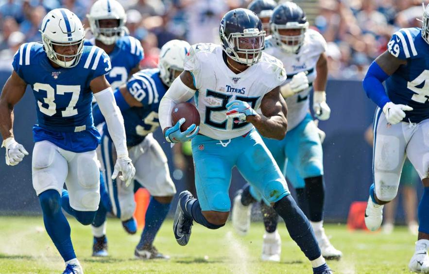 The Top DFS Running Back and Defense Stacks: Week 12