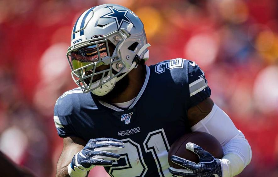 NFL DFS Week 11 Early-Only Slate Breakdown
