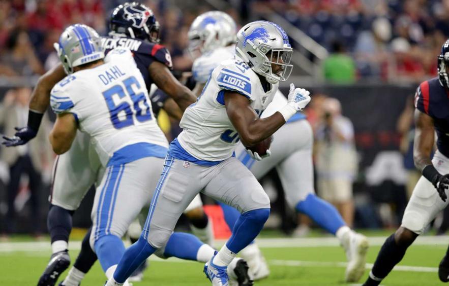 NFL DFS Week 1 Afternoon-Only Slate Breakdown