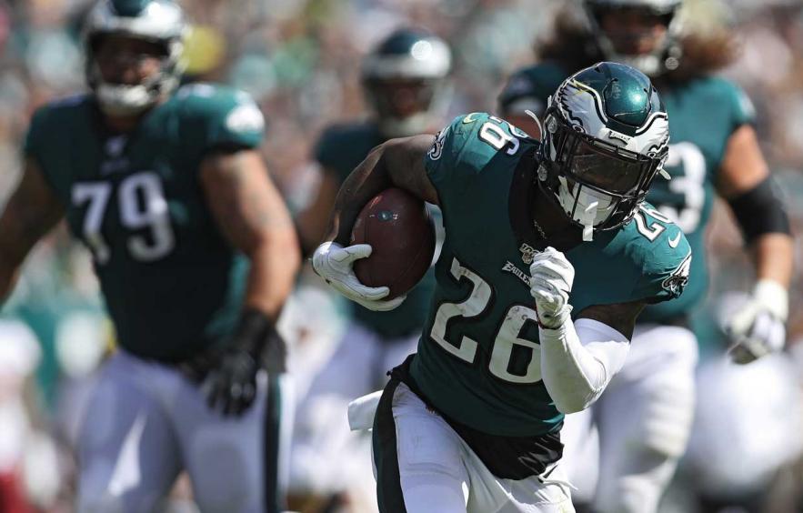 Yahoo! DFS Single-Game Breakdown: Eagles at Cowboys
