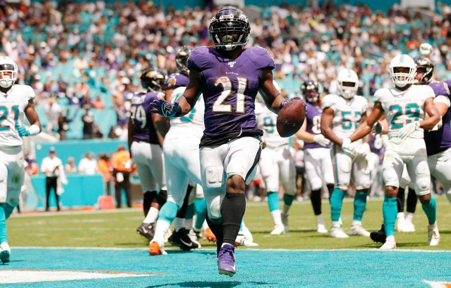 The Top DFS Running Back and Defense Stacks: Week 2