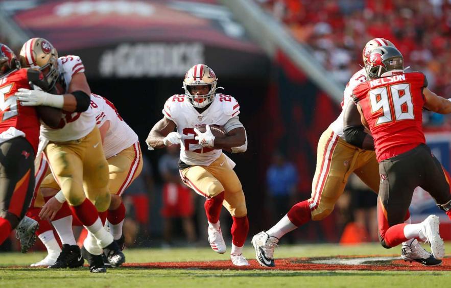 NFL DFS Week 2 Early-Only Slate Breakdown
