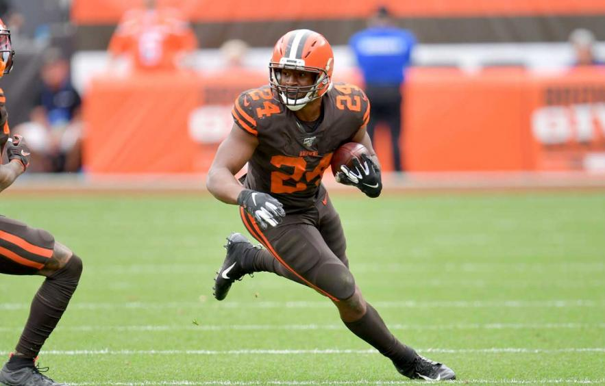 The Top DFS Running Back and Defense Stacks: Week 9