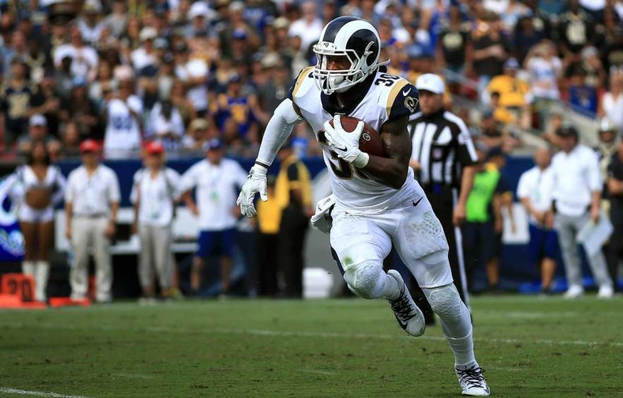 Monday Night DFS Single-Game Breakdown: Ravens at Rams
