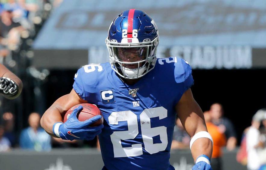 NFL DFS Week 10 Early-Only Slate Breakdown