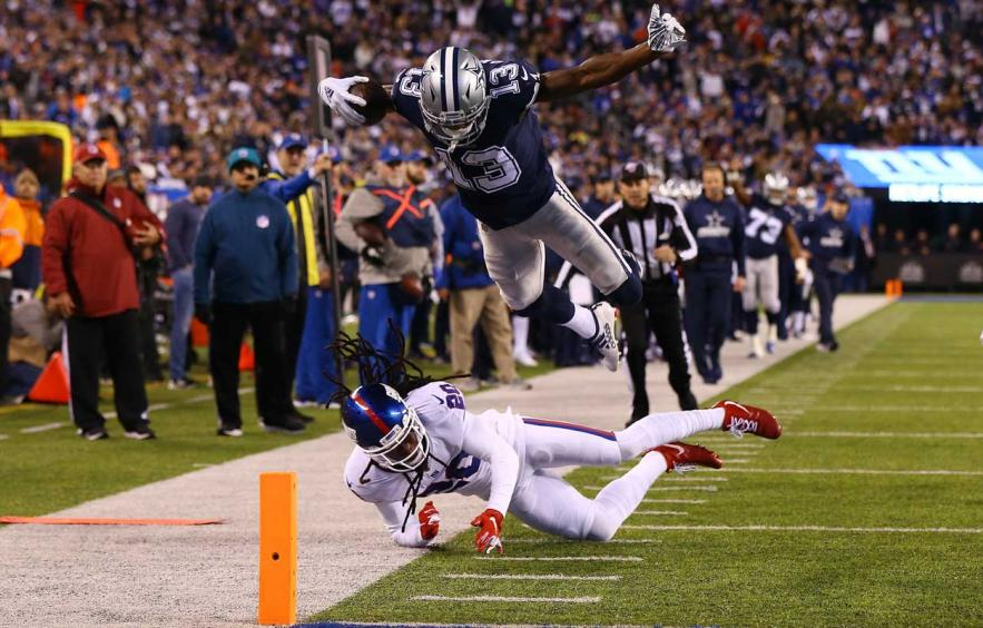 Sunday Night DFS Single-Game Breakdown: Vikings at Cowboys