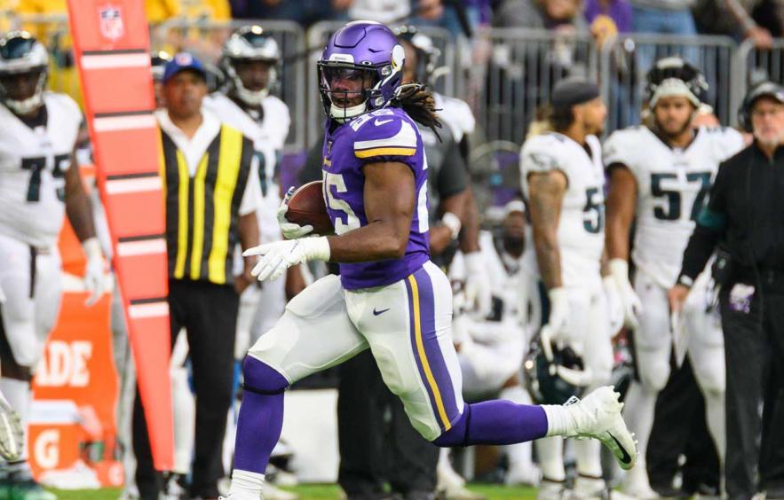 Thursday Night DFS Single-Game Breakdown: Redskins at Vikings