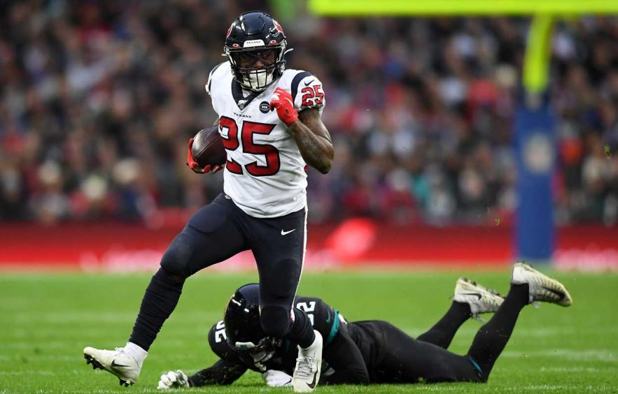 Sunday Night DFS Single-Game Breakdown: Patriots at Texans