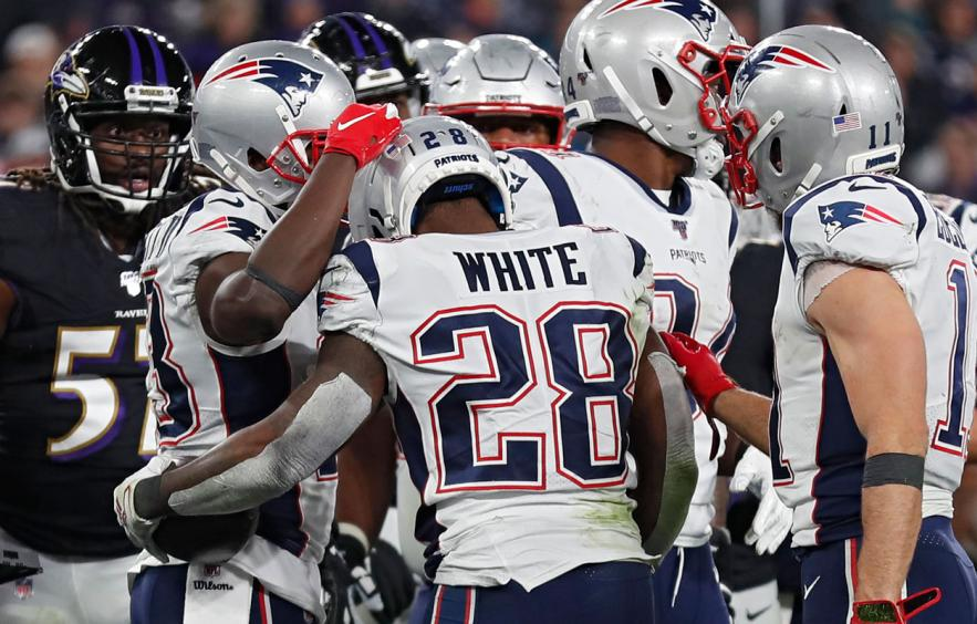 Making Sense of the Patriots Backfield in 2020