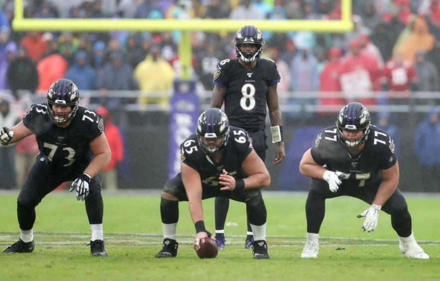 How Offensive-Line Play Impacts Fantasy Football