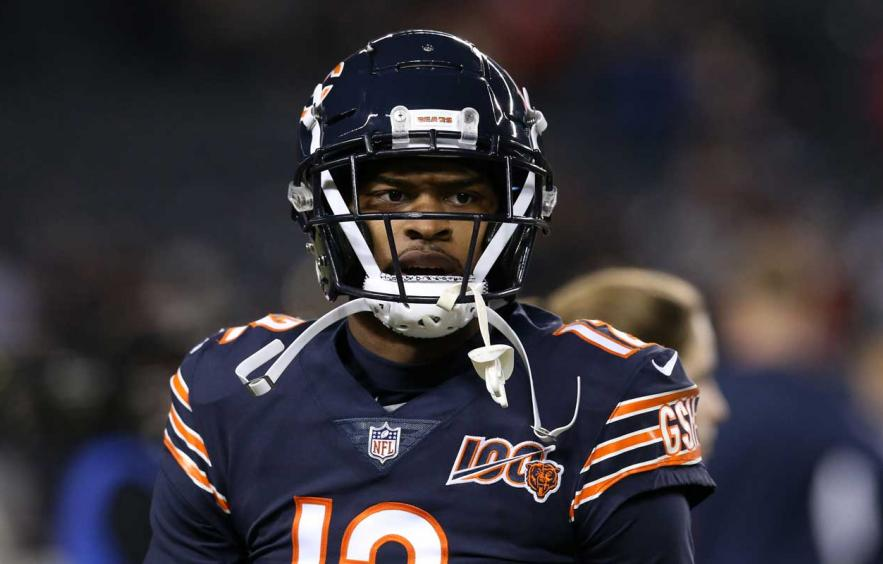 Do the Bears Have Trustworthy Receiving Past Allen Robinson?
