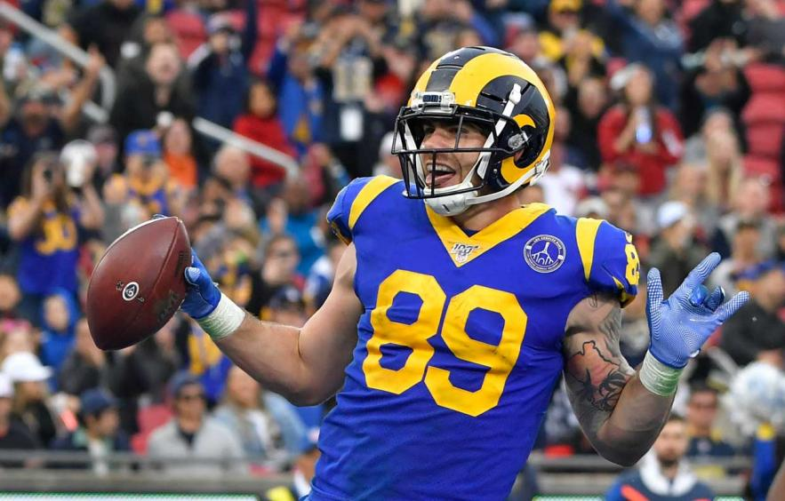 Tyler Higbee: Fantasy Football Fact or Fiction?