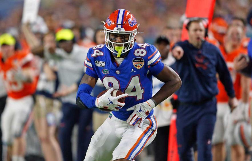 2021 NFL Draft Rookie Profile: TE Kyle Pitts