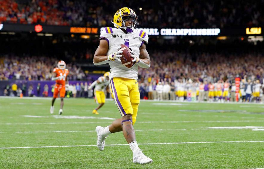 NFL Draft Dynasty Preview: WRs & TEs