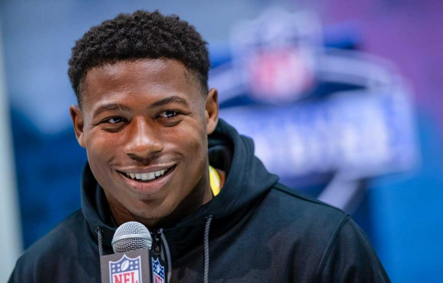 Joshua Kelley: The Running Back You Never Knew You Wanted
