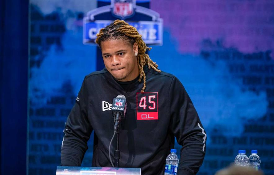 Betting on The First Defensive Player Drafted and Related Props