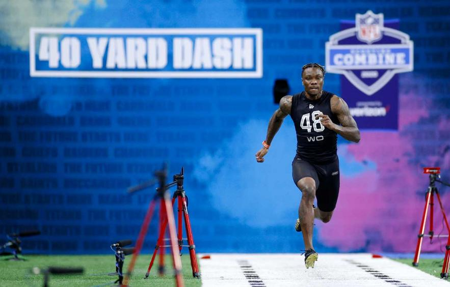 3 Long Shot NFL Draft Props: Position of First Round Pick